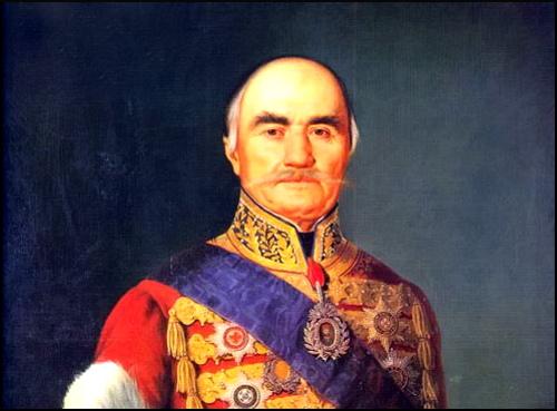 Milos_Obrenovic_1848